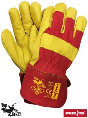 rękawice wzmacniane