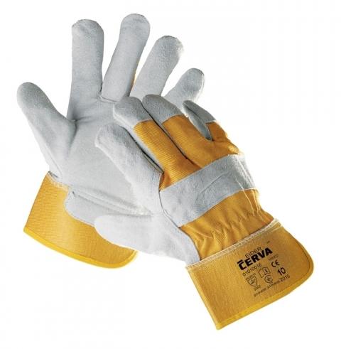Rękawice ochronne wzmacniane EIDER