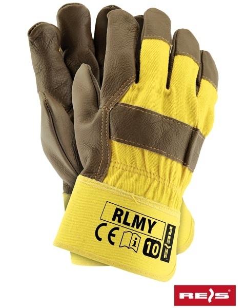 Rękawice ochronne wzmacniane RLMY