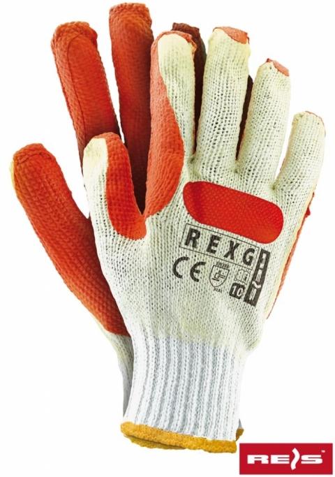 Rękawice powlekane REXG