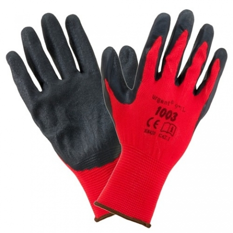 Rękawice powlekane Urgent 1003