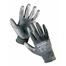 Rękawice nylonowe Bunting Czarne