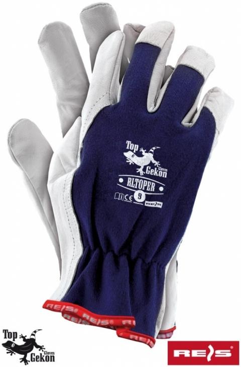 Rękawice skórzane RLTOPER