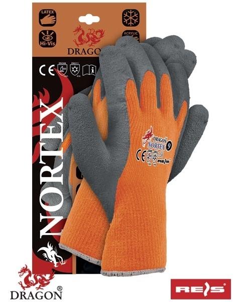 Rękawice ocieplane NORTEX