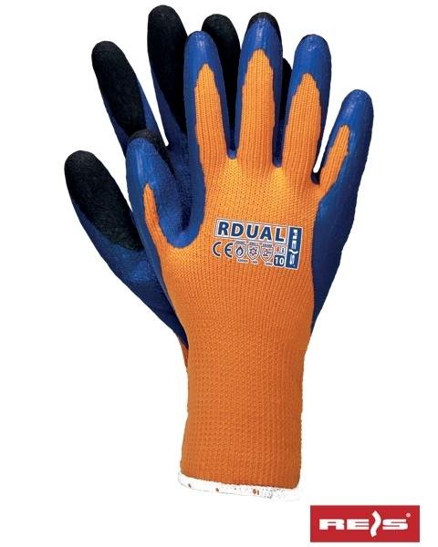 Rękawice ocieplane RDUAL