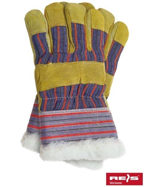 Rękawice ocieplane RSO