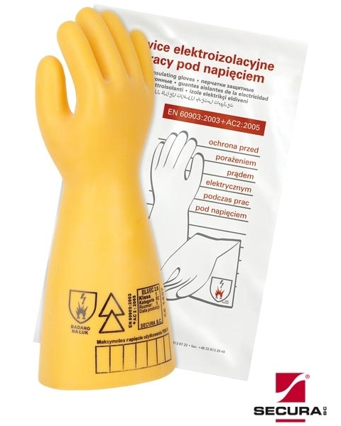 Rękawice antyprzepięciowe RELSEC- 5 Y