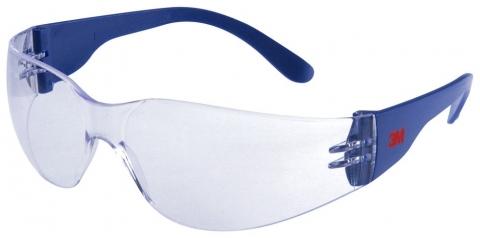 Okulary przeciwodpryskowe bezbarwne 3M 2720