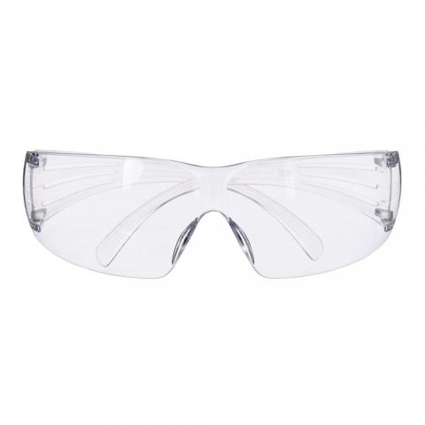 Okulary przeciwodpryskowe bezbarwne 3M Securefit 201