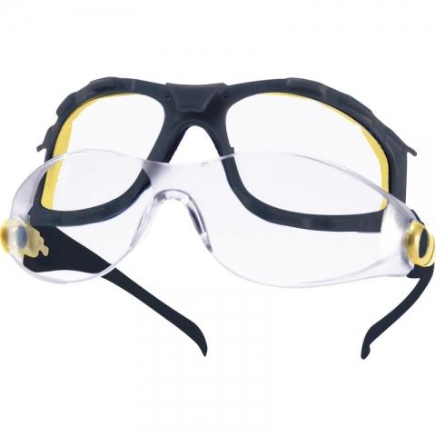 Okulary przeciwodpryskowe PACAYA Clear