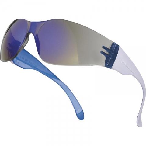 Okulary przeciwodpryskowe BRAVA2FF MIRROR