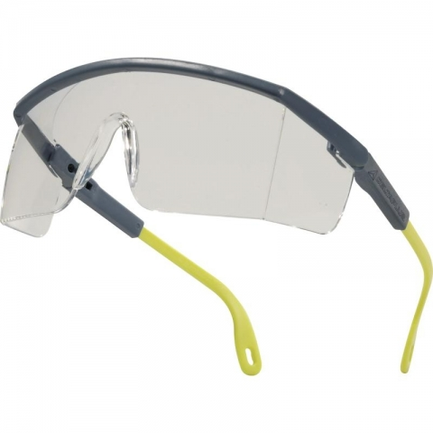 Okulary przeciwodpryskowe KILIMANDJARO CLEAR