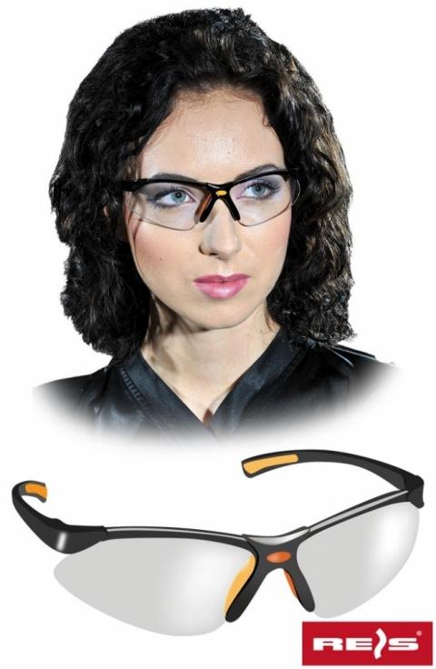 Okulary przeciwodpryskowe DAKOTA