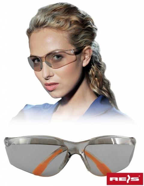Okulary przeciwodpryskowe VIRGINIA