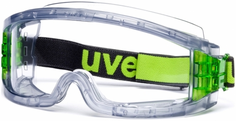Gogle przeciwodpryskowe UVEX Ultravision (nr 9301.714)