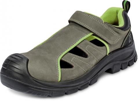 Buty obuwie robocze Sandał DERRIL MR S1P SRC