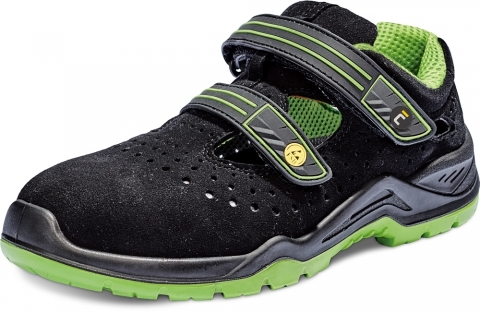 Buty obuwie robocze Sandał HALWILL MF ESD S1P SRC