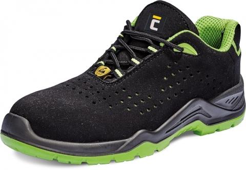 Buty obuwie robocze Półbut HALWILL MF ESD S1P SRC
