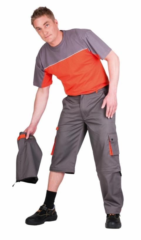 Spodnie DESMAN 2w1