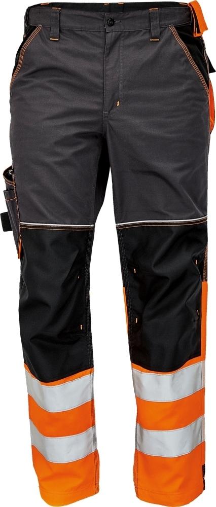 Spodnie Knoxfield Reflex - pomarańczowy