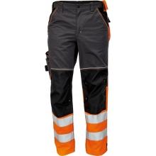 Spodnie ostrzegawcze Knoxfield Reflex - pomarańczowy