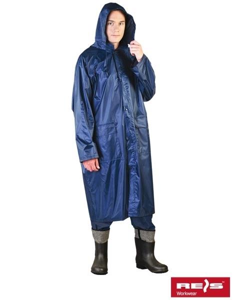 Płaszcz przeciwdeszczowy z kapturem PPNP