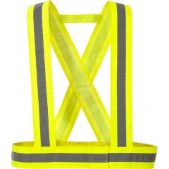 Szelki z taśmą ostrzegawczą- HV55 (2 kolory)