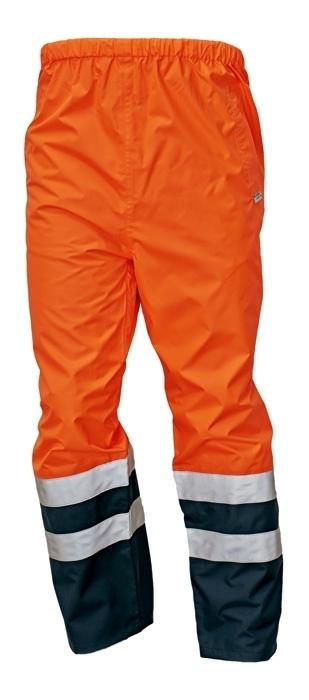 Spodnie Epping - pomarańczowy