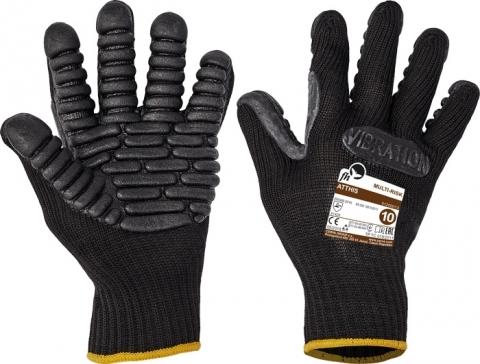Rękawice antywibracyjne Atthis