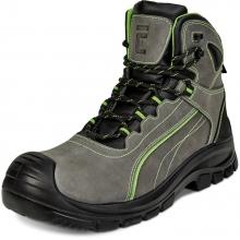 Buty obuwie robocze Trzewiki DERRIL MF S3 SRC - szary