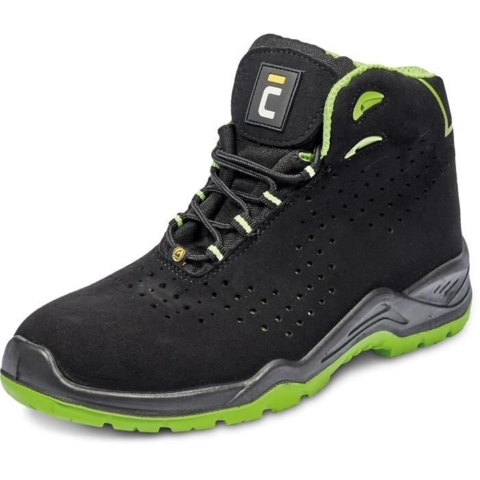 Buty obuwie robocze Trzewiki HALWILL MF ESD S1P SRC