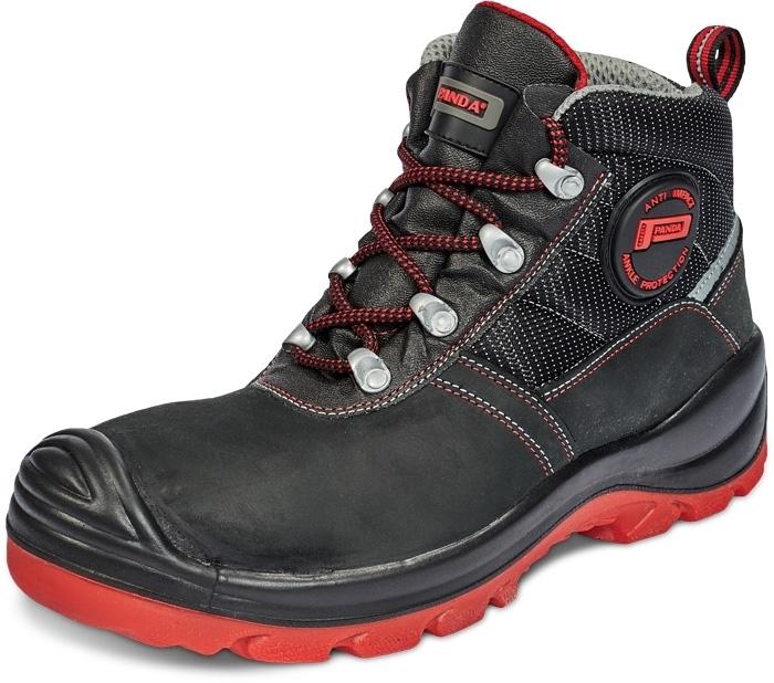 Buty obuwie robocze Trzewiki MUSA MF S3 SRC