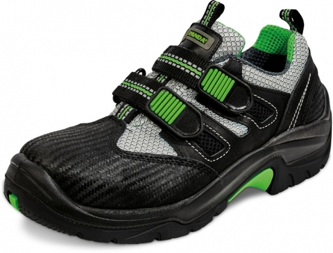 Buty obuwie robocze Sandały BIALBERO S1 SRC