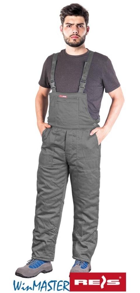 Spodnie zimowe ocieplane  SMO-PLUS