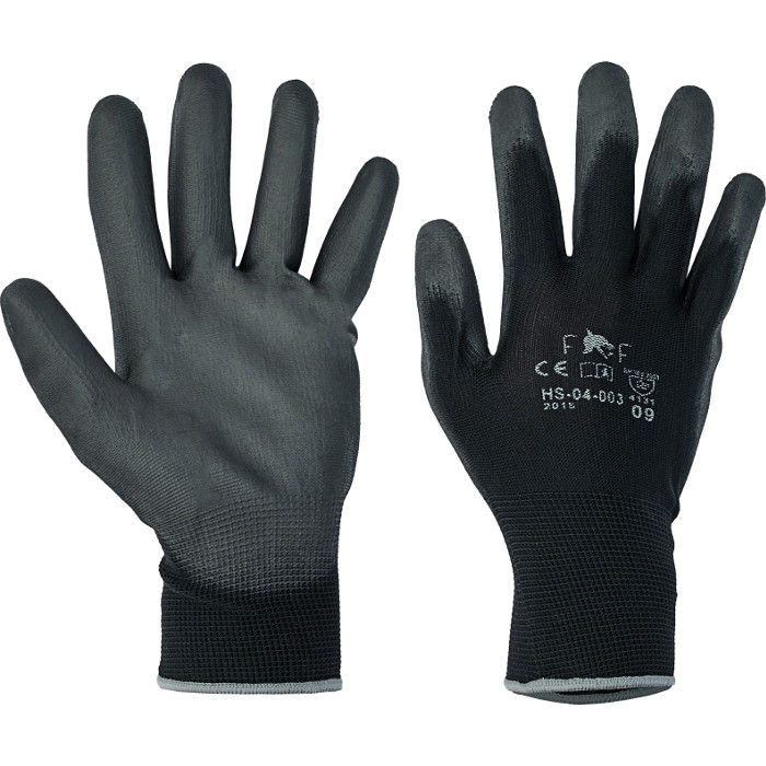 Rękawice FF HS-04-003 Czarne PROMOCJA!
