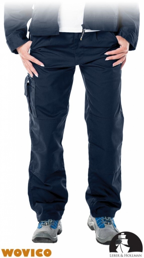 Spodnie do pasa damskie LH-Womvober (3 kolory)