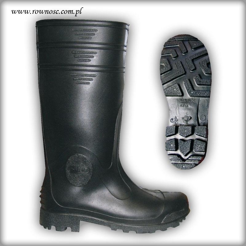 Buty obuwie robocze z PCV Równość WZ 450